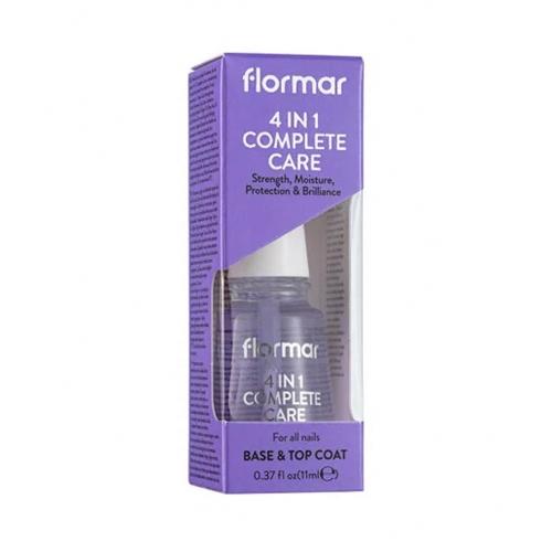Flormar 4In 1 Complete Care Redesign / Tırnak Bakım Cilası