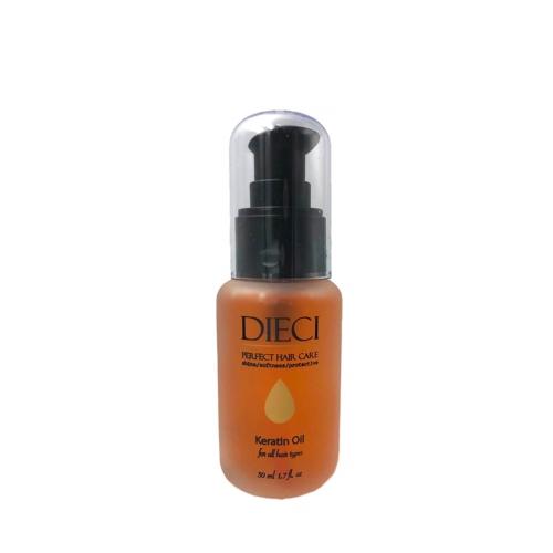 Dieci Perfect Hair Care Keratin Oil 50 Ml