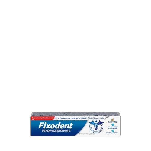 Fixodent Professional Diş Protezi Yapıştırıcı Krem 40 Gr