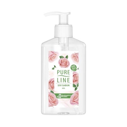 Pure Line Gül Sıvı Sabun 280 Ml