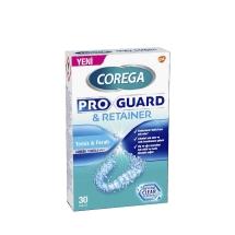 Corega Temizleyici Tablet Proguard & Retainer 30 Adet