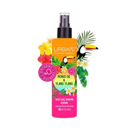 Urban Care Monoi Oil & Ylang Ylang Sıvı Saç Bakım Kremi 200 Ml