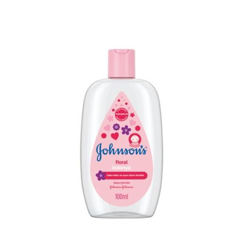 Johnson's Baby Kolonya Floral 100 Ml
