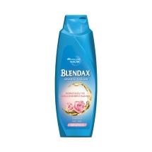 Blendax Onarıcı Yağlar Gül Yağı Şampuan 500 Ml