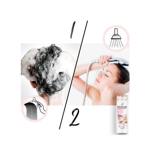 Pantene Silikonsuz Hacim Veren Dolgunlaştırıcı Şampuan 400 Ml