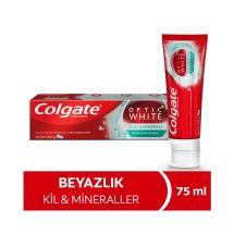 Colgate Optic White Kil ve Mineraller Beyazlatıcı Diş Macunu 75 Ml