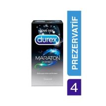 Durex Maraton 4'lü Prezervatif