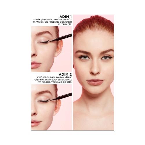 L'Oréal Paris Perfect Slim By Superliner 01 Intense Black Eyeliner