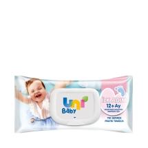 Uni Baby İlk Adım Islak Mendil 52 Adet
