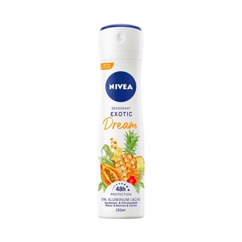 Nivea Exotic Dream Sprey Deodorant 150 Ml