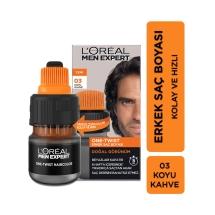 L'Oréal Paris Men Expert One-Twist Erkek Saç Boyası Koyu Kahve 03