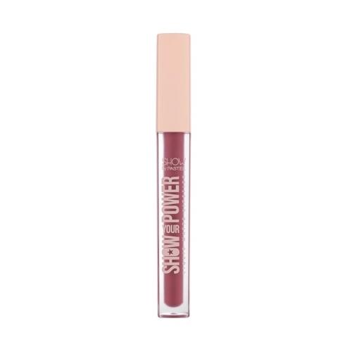 Show By Pastel Show Your Power Liquid Matte Lipstick No:606