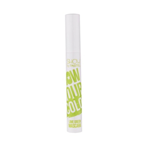 Show By Pastel Show Your Color Mascara No:12 Lime Green