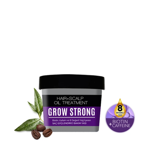 Expert Grow Strong Oıl Treatment 240 Ml