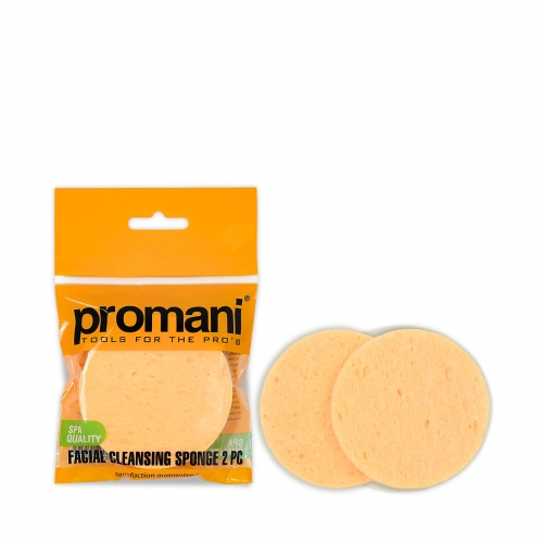 Promani 2'li Yüz Temizleme Süngeri