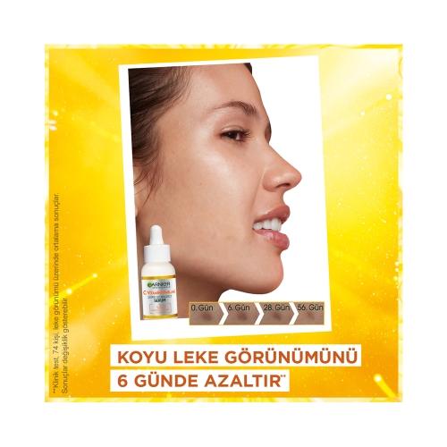 Garnier C Vitamini Parlak Süper Aydınlatıcı Serum 30 Ml