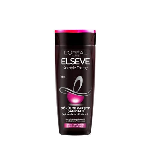 L'Oréal Paris Elseve Komple Direnç Dökülme Karşıtı Şampuan 375 Ml
